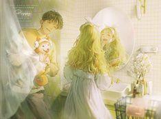 Anime Couples Drawings, Anime Couples Manga, Couple Drawings, Anime Art Girl, Manga Art, Aesthetic Art, Aesthetic Anime, Anime Amor, 8bit Art