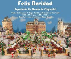 "Exposición ""Un Mundo de Playmobil"", Écija (Sevilla) / ""A World of Playmobil"" Exhibition, Écija (Sevilla), by @nievesdugo"