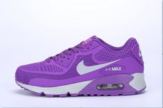 Nike Air Max 90 New Women's shoes Purple