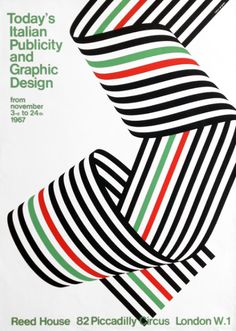 Franco Grignani — Today's Italian Publicity and Graphic Design This site has some other cool poster designs as well. Franco Grignani — Today's Italian Publicity and Graphic Design This site has some other cool poster designs as well. Graphisches Design, Swiss Design, Layout Design, Cover Design, Print Design, Cool Poster Designs, Graphic Design Posters, Graphic Design Typography, Graphic Design Inspiration