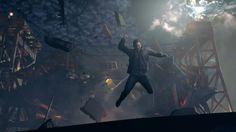 Quantum Break - Детальное прохождение Акт 4 Часть 1 Мост Порт-Доннели