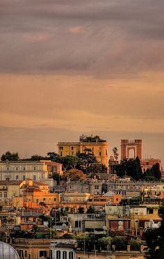 Sunset- Rome, Italy Lazio