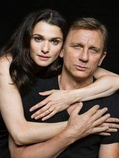 Daniel Craig+Rachel Weisz: Rachel Weisz, Daniel Craig