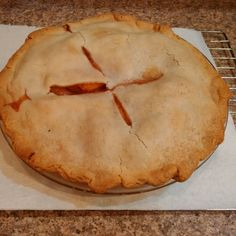 Today's post is written by fellow author and dear friend, Catherine Castle. I'm looking forward to making this peach pie and reading her newest novel. Welcome, Catherine! I'm going say upfront that…