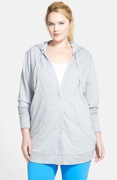 7802fe6ec7a Zella  Urban Zen  Hooded Cardigan (Plus Size)