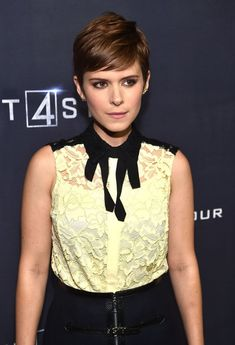 Kate Mara starred in the TV Show 24 as Zoe Rothenberg