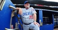 Chicago Cubs Manager Joe Maddons Long Journey to Top of...