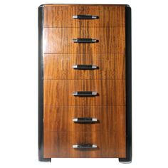 Art Deco Chest of Drawers Donald Deskey