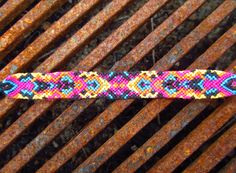 DIY Multicolor Mysteries Friendship Bracelet Making by Leguanworld