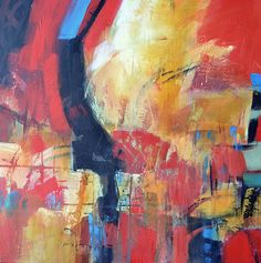 Interlude by Filomena Booth: Acrylic Painting available at www.artfulhome.com