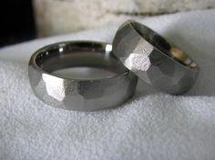 titanium -- ground faceted finish. $130 for pair