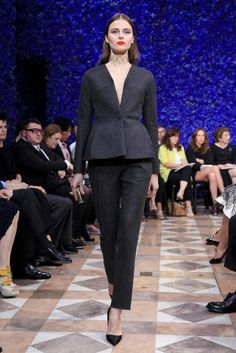 raf simons_dior debut_haute couture A/W 2012