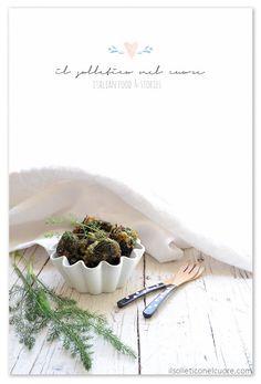fennel balls - polpette di finocchietto selvatico