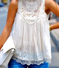 #lace #top. simple and elegant #ownza