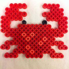 "Search result for ""bead patterns sea animals"" – Bügelperlen – Hama Beads Perler Bead Designs, Easy Perler Bead Patterns, Melty Bead Patterns, Perler Bead Templates, Hama Beads Design, Diy Perler Beads, Perler Bead Art, Pearler Beads, Fuse Beads"