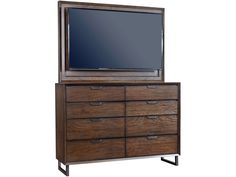 Harper Point TV Frame with TV Mount ST:463465