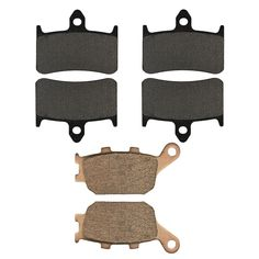 32.99$  Know more  - Motorcycle Front and Rear Brake Pads for HONDA CB 1000 CB1000 1994-1995 Brake Disc Pad Kit
