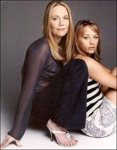 Peggy Lipton ✾ and her daughter Rashida Jones ✾