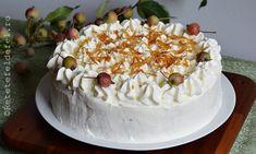 Cu siguranta, multora dintre voi va este cunpscuta reteta acestui tort cu mere si … Something Sweet, Diy And Crafts, Sweets, Cooking, Desserts, Recipes, Food, Romania, Sweet Recipes