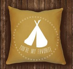 teepee pillow - Google Search