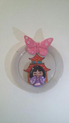 Küçük japon kız...
