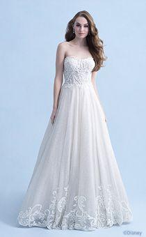 Wedding Dresses & Gowns   Disney's Fairy Tale Weddings & Honeymoons Bridal Gowns, Wedding Gowns, Cinderella Gowns, Snow Wedding, Princess Bridal, Wedding Honeymoons, Allure Bridal, White Gowns, Fairy Tales