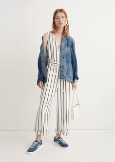 45a7591e814 Madewell Spring 2018 Ready-to-Wear Collection Photos - Vogue Madewell Denim