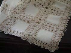 Resultado de imagen de colcha de croche