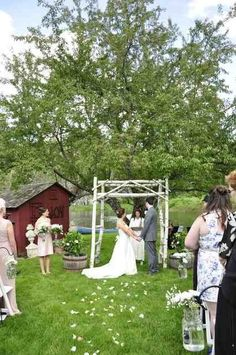 cb94e5737af0b The Country Loft - Woodbury, CT, United States. Marry your beloved beneath a