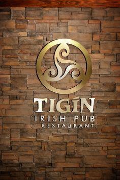 modern irish pub idea