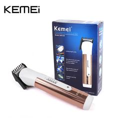 Kemei KM-029 Rechargeable Electric Hair Clipper Hair Trimmer Shaver shaving Razor Cordless Adjustable Clipper hair cutting