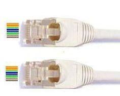Zapojení konektorů a kabelů TP   Vývoj.HW.cz