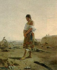 Paraguay: Image of Your Desolate Country Juan Manuel Blanes 1880 Popular Paintings, Great Paintings, Old Paintings, History Images, Art History, Jean Leon, Art Occidental, Academic Art, Gustav Klimt
