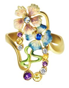 Masriera Flowers Ring