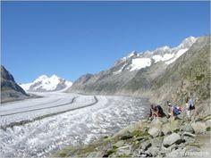 Reisen, Trekking und Ferien im Oberwallis - myswisstrek
