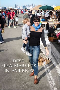 List of the 15 Best Antique and Flea Markets across the U.S.