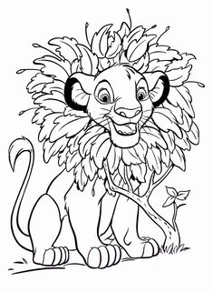 free disney coloring pages kids