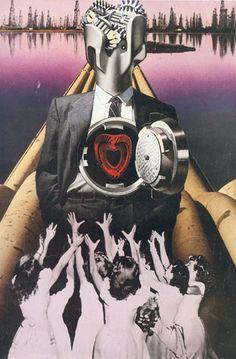 El fascinante rey del petróleo  Josep Renau .Futurisme? artiste graphique et homme politique communiste, surtout connu pour ses affiches de propagande réalisées durant la Seconde République espagnole ou la guerre civile.