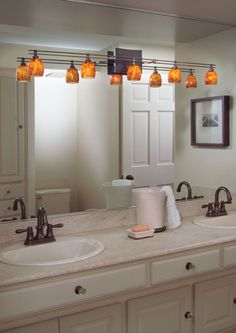 Bathroom Vanity Track Lighting pullman bath light - 4 light | bath light, bath and lights