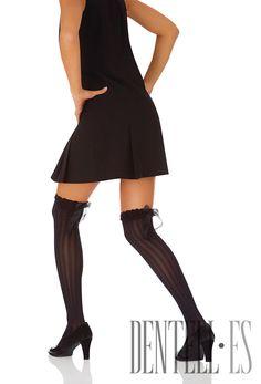 Le Bourget Tights, F/S 2008 - Dessous - http://de.dentell.es/fashion/lingerie-12/tights-legwear/le-bourget,573