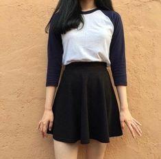 Korean Fashion Trends you can Steal – Fashion Design Tips Korean Fashion Trends, Korean Street Fashion, Asian Fashion, Korea Fashion, Tumblr Outfits, Mode Outfits, Fashion Outfits, Fashion Ideas, Dress Fashion