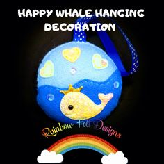 Rainbow Falls, Felt Gifts, Facebook Sign Up, Small Businesses, Whale, Beast, Super Cute, Decorations, Colours