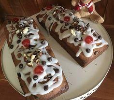 Budín Inglés fácil con frutas abrillantadas para navidad Cupcake Cakes, Cupcakes, Strudel, Margarita, Waffles, Food And Drink, Pudding, Breakfast, Sweet