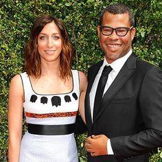 Hot: Chelsea Peretti and Jordan Peele eloped