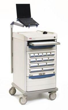 Starsys Medication Cassette Carts....let us design one for you.