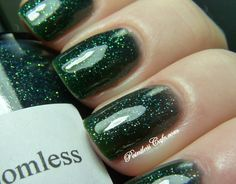 Girly Bits Fathomless - Swatches and Review | Pointless Cafe