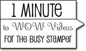 Converting Wood mount stamps to clear mount using SU's new Clear Mount  Cling Foam video