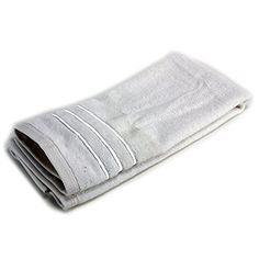 Luxurious Platinum Towel Collection by #Lenox, classic architectural design