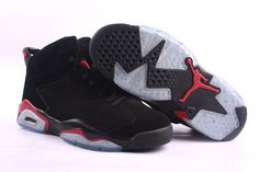 7370262e1c98e1 Air Jordan VI 6 Retro Infrared Pack Black Red Air Jordan Vi