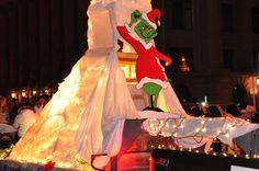 Greeley Lights the Night Parade
